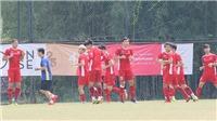Tiền vệ Đức Huy: 'Thắng U23 UAE để tri ân người hâm mộ'