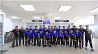 Tuyển thủ Lào dè dặt khi nhắc đến đội tuyển Việt Nam