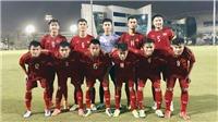Xem trực tiếp U19 Việt Nam vs U19 Uruguay (23h00, 22/9)