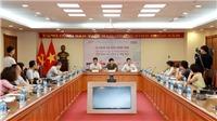 Công bố giải bóng bàn học sinh thành phố Hà Nội mở rộng - Cúp Báo Thể thao & Văn hóa 2018