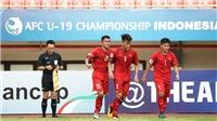 CẬP NHẬT U19 châu Á 20/10: U19 Việt Nam thua đơn, thiệt kép trước trận gặp Australia