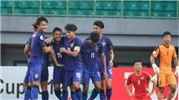 Xuất thần hạ Triều Tiên, U19 Thái Lan vào tứ kết giải châu Á