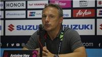 HLV Myanmar hẹn tái đấu tuyển Việt Nam tại chung kết AFF Cup