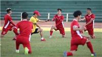 HLV Park Hang Seo đổi ý, tuyển Việt Nam tập nhẹ