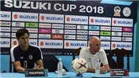HLV Sven Goran Eriksson: 'Chúng tôi tôn trọng nhưng không ngại tuyển Việt Nam'