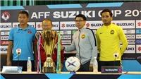 HLV Park Hang Seo: 'Hy vọng tuyển Việt Nam có thể vô địch AFF Cup 2018'