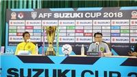 HLV Tan Cheng Hoe: 'Cầu thủ Malaysia đang rất tự tin và chịu được áp lực'