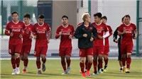 HLV Park Hang Seo trở lại, tuyển Việt Nam dồn sức đấu Malaysia