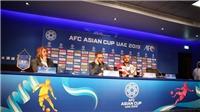 Thủ môn Jordan Amer Safi: 'Mục tiêu là thắng tuyển Việt Nam'