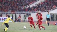 'Quang Hải, Văn Hậu cần cho SEA Games 30'