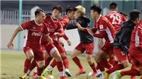 Việt Nam gặp Jordan tại vòng 1/8 với chỉ hai buổi tập