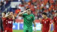 Đặng Văn Lâm: Vùi nỗi nhớ trong tim, hết mình vì tuyển Việt Nam