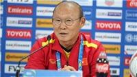HLV Park Hang Seo: 'Gặp Iraq sẽ là trận đấu khó khăn'