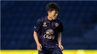 Xuân Trường trở lại đội hình Buriram United