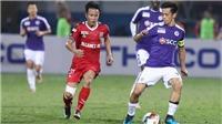 Xem trực tiếp bóng đá Sơn Đông Lỗ Năng vs Hà Nội FC, vòng sơ loại AFC Champions League