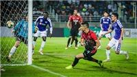 Hà Nội FC loại á quân Thai League
