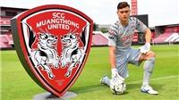 Văn Lâm không buồn khi ngồi dự bị trận đầu tại Muangthong