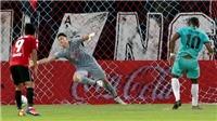 Văn Lâm kém may ngày chào sân Thai League