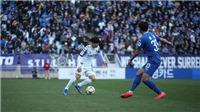 Lịch thi đấu K League hôm nay: Incheon đối đầu Daegu, Công Phượng đá chính