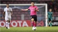 'Messi Lào' nói gì khi chọc thủng lưới Văn Lâm?