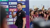 Xuân Trường đối đầu Văn Lâm hơn 6 phút tại Thai League