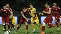 Vòng 12 V League: 'Nóng' ở Hòa Xuân!