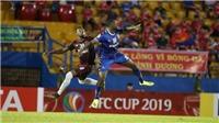 Xem trực tiếp Makassar vs Bình Dương (15h30, 26/6)