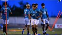 King's Cup 2019: Thái Lan thiếu hụt nhân sự khi đến Buriram