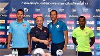 HLV Park Hang Seo: 'Với tuyển Việt Nam, chung kết đã là trận gặp Thái Lan'