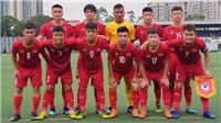 Lịch thi đấu U18 Đông Nam Á 2019