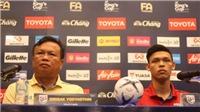 HLV Thái Lan khẳng định sẽ thay đổi để thắng Ấn Độ trong trận tranh hạng ba King's Cup