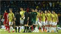 HLV Thái Lan từ chức sau thất bại tại King's Cup trước Việt Nam và Ấn Độ