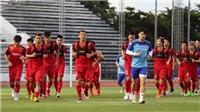 HLV Park Hang Seo giữ Văn Hậu, loại Thanh Thịnh, Anh Quang và Hoàng Đức