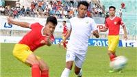 Hồng Lĩnh Hà Tĩnh thua đau, đội của bầu Vượng hưởng lợi tại giải hạng nhất