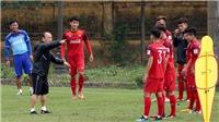 HLV Park Hang Seo triệu tập 26 cầu thủ lên U22 Việt Nam