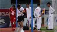 Tuyển Việt Nam khủng hoảng hàng thủ, HLV Park Hang Seo đau đầu
