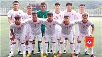 Xem trực tiếp bóng đá: U18 Việt Nam vs U18 Thái Lan, U18 Đông Nam Á hôm nay
