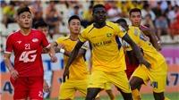 VIDEO: Bàn thắng và highlights SLNA 0-0  Hải Phòng, V League 2019 vòng 20