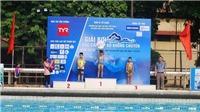 Sân chơi mới dành cho các kình ngư nhí tại giải bơi các CLB không chuyên lần thứ nhất năm 2019