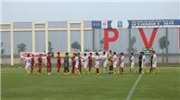 U22 Việt Nam đấu tập, thầy Park liên tục xoay tua đội hình