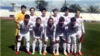 Lịch thi đấu bóng đá nữ Đông Nam Á hôm nay: Trực tiếp nữ Việt Nam đấu với nữ Philippines