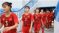 Kết quả bóng đá: Nữ Việt Nam 2-1 Philippines. Trực tiếp nữ Đông Nam Á: Thái Lan vs Myanmar
