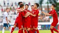 Lịch thi đấu U15 quốc tế hôm nay: Trực tiếp U15 Việt Nam vs U15 Myanmar (16h30)