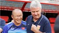 HLV Lê Thụy Hải: 'Ông Park Hang Seo gia hạn hợp đồng là tin tốt với bóng đá Việt Nam'