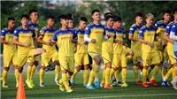 Bốc thăm VCK U23 châu Á 2020: Việt Nam cùng bảng Triều Tiên, Jordan và UAE
