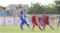 Em gái Dangda ghi bàn, giật lại 1 điểm từ tay tuyển nữ Việt Nam