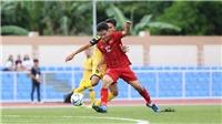 Tin bóng đá SEA Games 30 ngày 26/11: U22 Việt Nam mất Tấn Sinh, nữ Việt Nam tập trên sân cỏ tự nhiên
