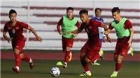Tin bóng đá SEA Games 30 ngày 25/11: Quang Hải dự bị cùng Văn Hậu, Trọng Hoàng và Hùng Dũng
