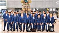Tin bóng đá SEA Games: 12h45 ngày 24/11, HLV Park Hang Seo họp báo