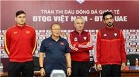 Việt Nam vs UAE: UAE đặc biệt tôn trọng tuyển Việt Nam của HLV Park Hang Seo